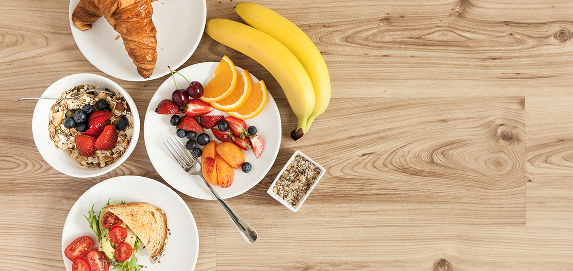 Cómo Es Un Menú Balanceado Alimentación Sana
